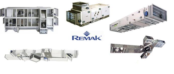 Вентиляционное оборудование Remak